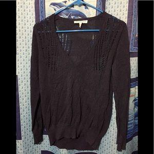 Heartloom Knit Sweater Sz S